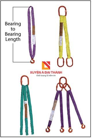 sling cáp vải các loại