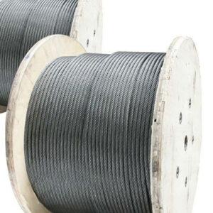 cáp thang máy tesac shinko wire
