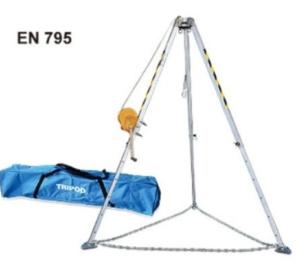 giá cứu hộ 3 chân loại HE-240 series cua PAT NBK