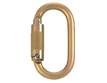 khóa an toàn - Oval Karabiner