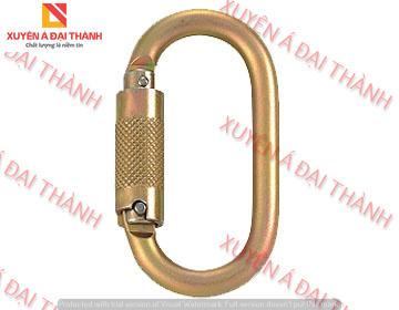 khóa an toàn - Oval Karabiner1